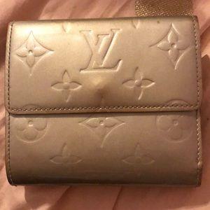 Louis Vuitton Elise Vernis Wallet